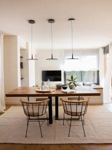 diseño interior design sillas salón
