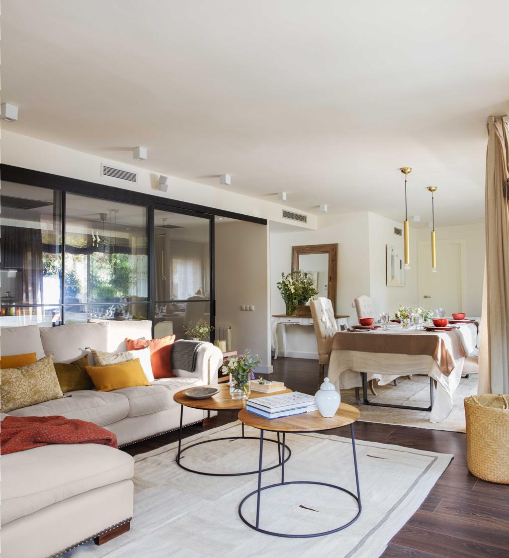Piso residencial, elegante en Barcelona, barrio Sarriá