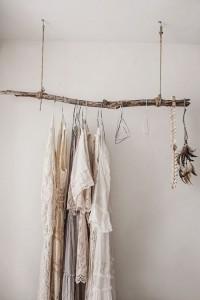 idea percha armario