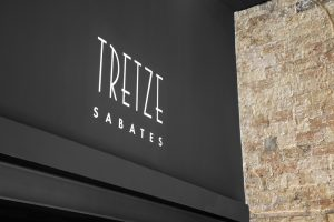 Diseño integral tienda Tretze