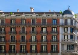 Reforma Ático plaza Catalunya