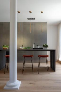 Interiorismo cocina de diseño Vive Estudio